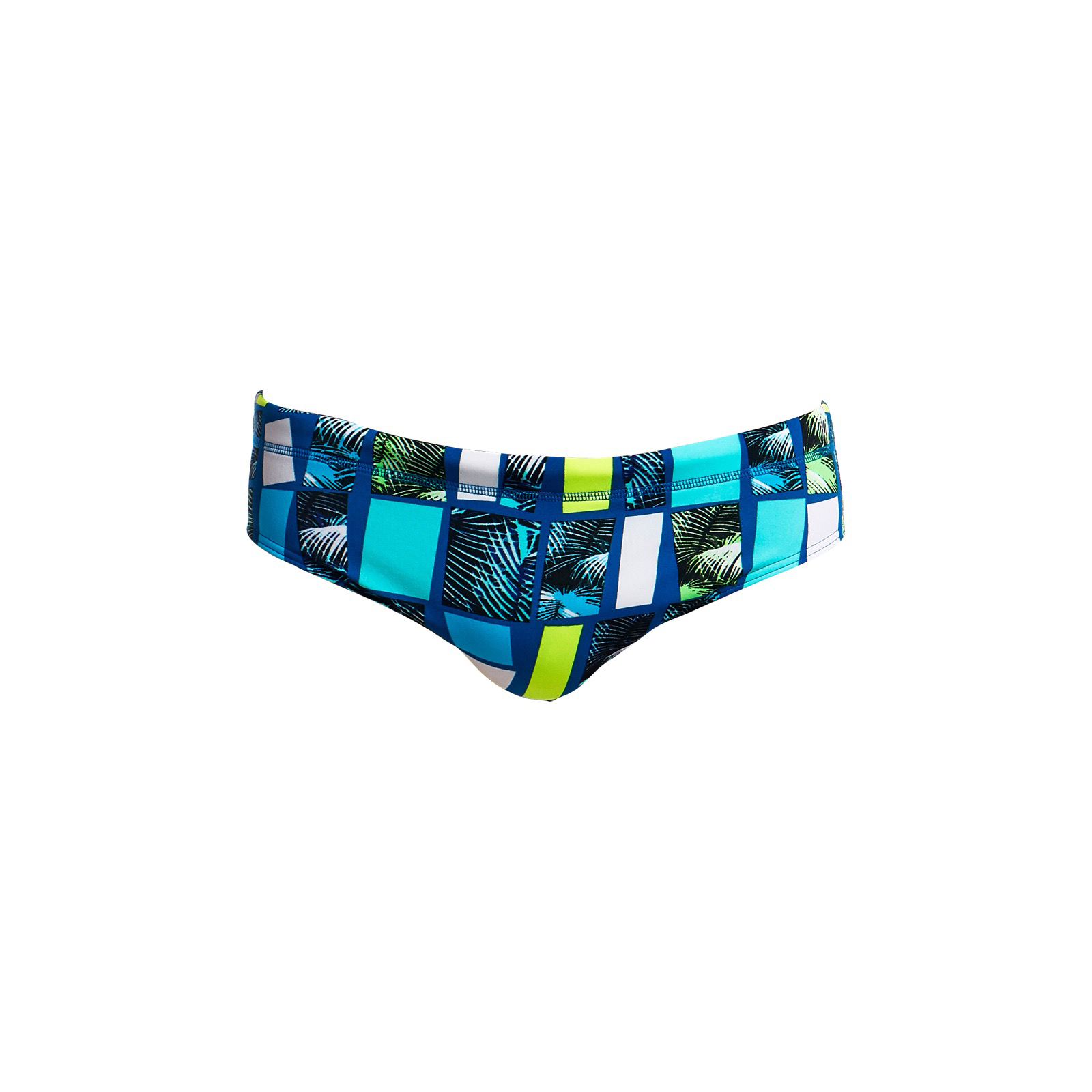 hannover STEFANamMarstall funky trunks herren classic brief tropic tower badehose